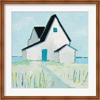 Cottage by the Sea Fine Art Print
