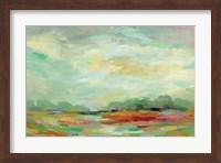 Sunrise Field Fine Art Print