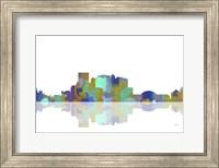 El Paso Texas Skyline 1 Fine Art Print