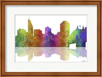 Cincinnati Ohio Skyline 1 Fine Art Print