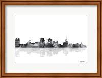 Buffalo New York Skyline BG 1 Fine Art Print