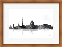 Washington DC Skyline BG 1 Fine Art Print