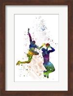 Basket Ball Player 1 Fine Art Print