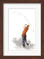 Golf Player 1 Fine Art Print