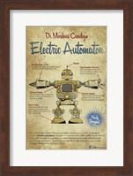 Electric Auto Fine Art Print