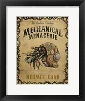 Hermit Crab Fine Art Print