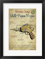 Raygun Fine Art Print