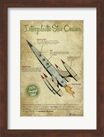 Star Cruiser Fine Art Print