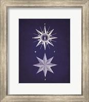 Double Compass Fine Art Print