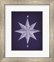 Vintage Compass 1 Fine Art Print