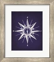 Vintage Compass 2 Fine Art Print