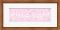 Sleep Tight Fine Art Print