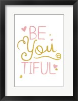 BeUtiful Fine Art Print