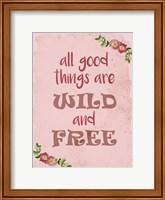 All Good Things Fine Art Print