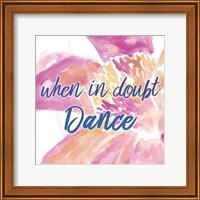 When In Doubt Fine Art Print