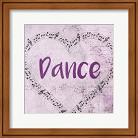 Music Dance Fine Art Print