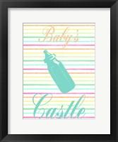 Baby's Castle Fine Art Print