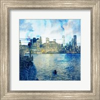My Magical New York Fine Art Print