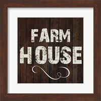 Farm House Fine Art Print