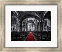 Cuba Church Duo Fine Art Print