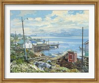 Baie Verte Newfoundland Fine Art Print