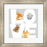 Woodland Love Fine Art Print