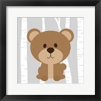 Woodland Bear Fine Art Print