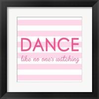 Ballerina Dance Fine Art Print