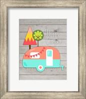 Happy Camper II Fine Art Print