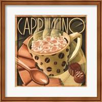 Cappuccino & Cafe B Fine Art Print