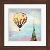 Chrysler Balloon Fine Art Print