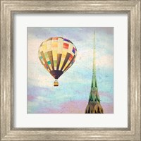Chrysler Balloon Fine Art Print