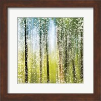 Distressed Forest Fine Art Print