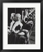 Marilyn Monroe - March 25, 1955 Fine Art Print