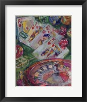 Casino Art Fine Art Print