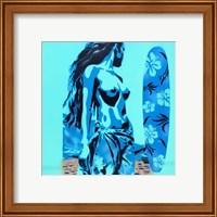 Tiki Surf Fine Art Print