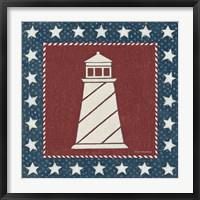 Coastal Americana II Fine Art Print