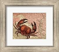 Maryland's Jumbo Crabs Fine Art Print