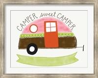 Camper Sweet Camper Fine Art Print