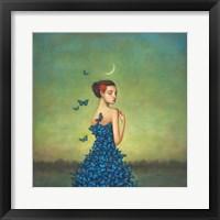 Metamorphosis in Blue Fine Art Print