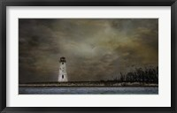 Paradise Island Lighthouse Fine Art Print