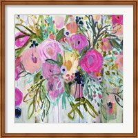 Rose Burst Fine Art Print