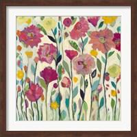 She Lived In Full Bloom Fine Art Print