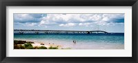 Mackinac Bridge, Michigan Fine Art Print