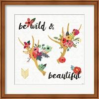 Boho Beauty I Fine Art Print