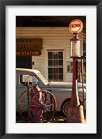 Mississippi, Jackson, Agriculture/Forestry Museum Fine Art Print