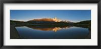 Sunrise over Mt Fitzroy, Argentina Fine Art Print