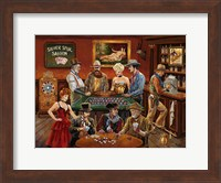 The Gambler's Fine Art Print