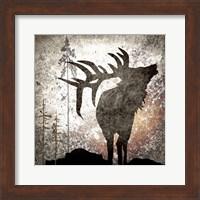 Calling Elk Fine Art Print