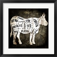 Butcher Shop II Fine Art Print
